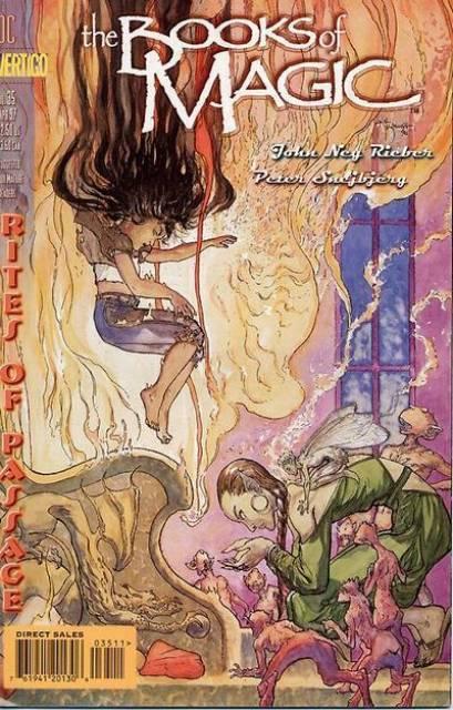 Books of Magic (1994) no. 35 - Used