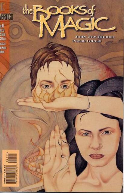 Books of Magic (1994) no. 41 - Used
