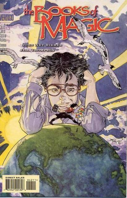 Books of Magic (1994) no. 42 - Used