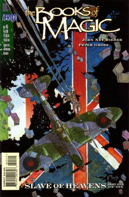 Books of Magic (1994) no. 45 - Used