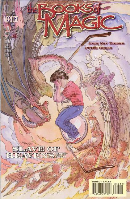 Books of Magic (1994) no. 46 - Used