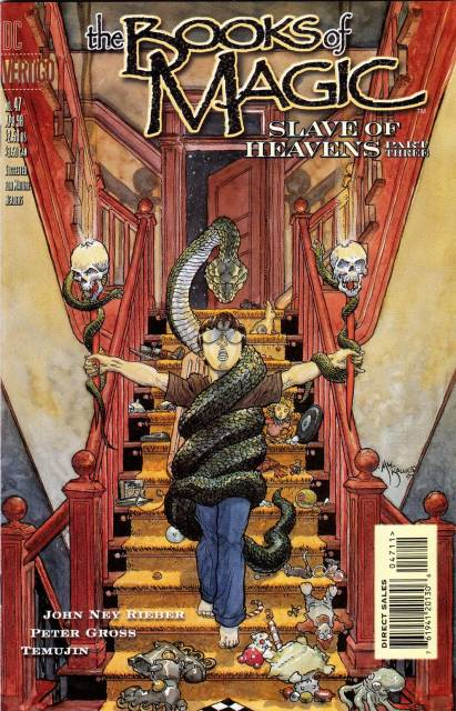 Books of Magic (1994) no. 47 - Used