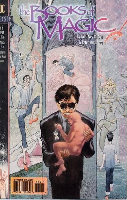 Books of Magic (1994) no. 5 - Used
