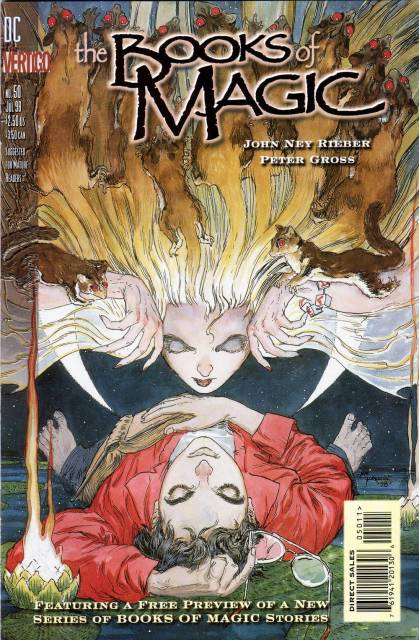 Books of Magic (1994) no. 50 - Used