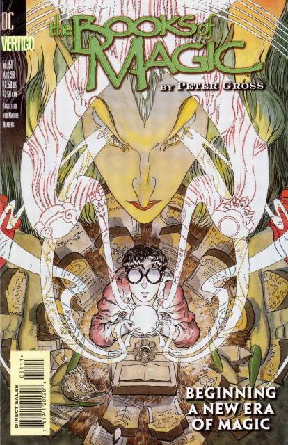Books of Magic (1994) no. 51 - Used