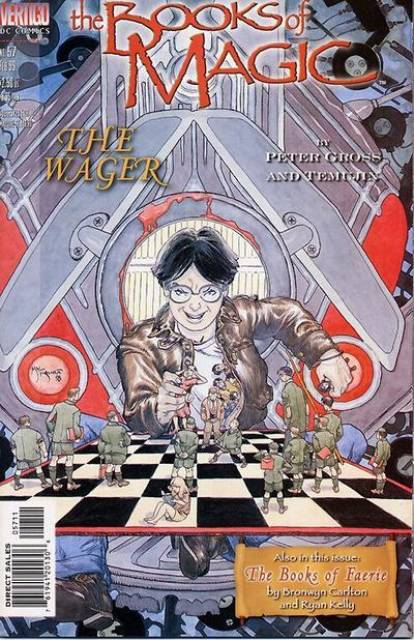 Books of Magic (1994) no. 57 - Used