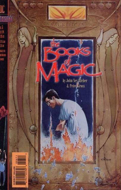 Books of Magic (1994) no. 6 - Used