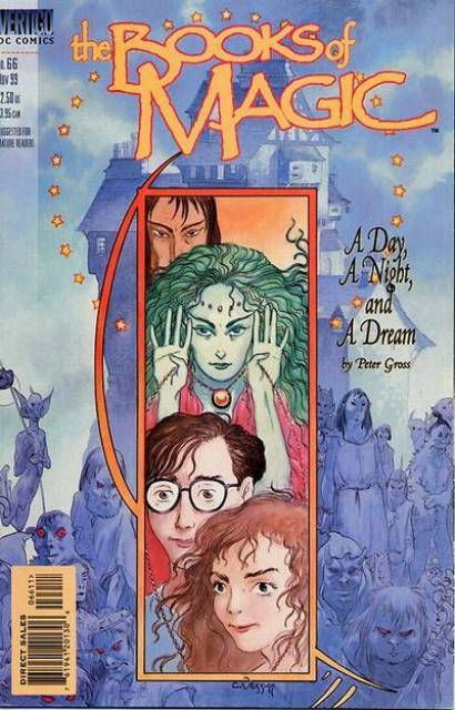 Books of Magic (1994) no. 66 - Used