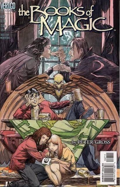 Books of Magic (1994) no. 67 - Used