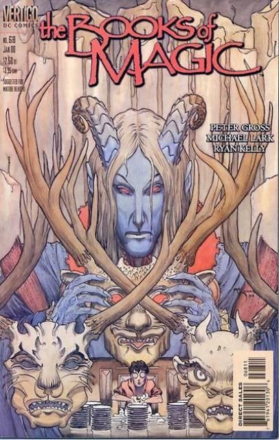 Books of Magic (1994) no. 68 - Used