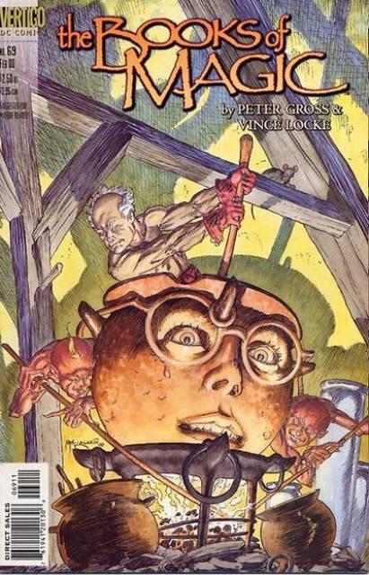 Books of Magic (1994) no. 69 - Used
