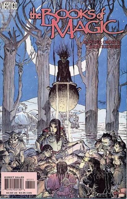 Books of Magic (1994) no. 72 - Used