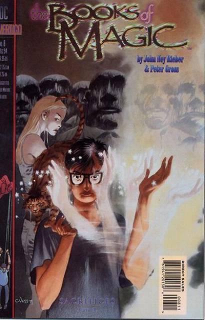 Books of Magic (1994) no. 8 - Used