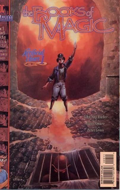 Books of Magic (1994) no. 9 - Used