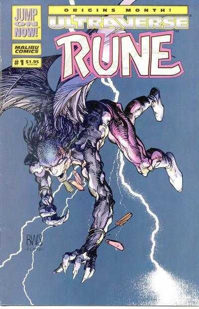 Rune (1994) Complete Bundle - Used