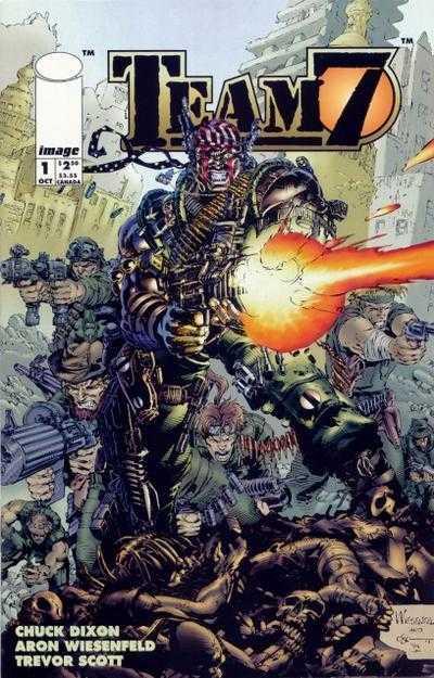 Team 7 (1994) Complete Bundle - Used