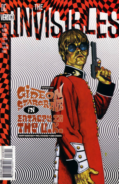 Invisibles (1994) no. 18 - Used
