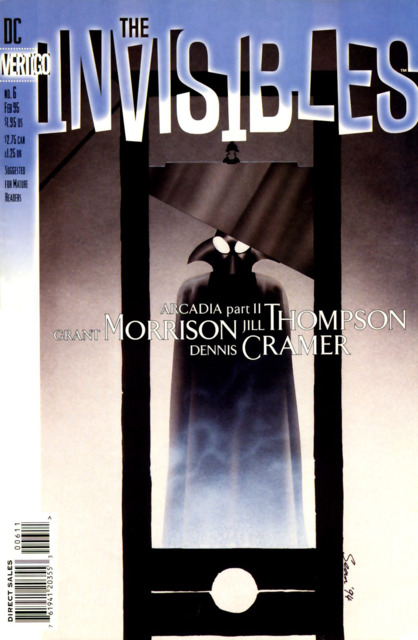 Invisibles (1994) no. 6 - Used