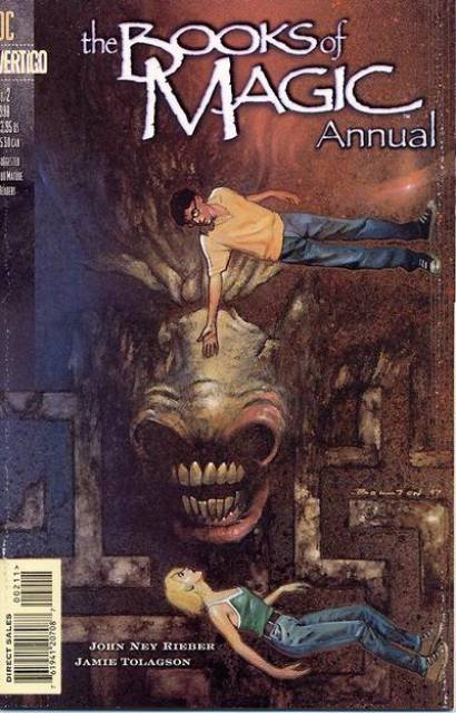 Books of Magic (1994) Annual no. 2 - Used