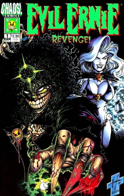 Evil Ernie Revenge (1994) Complete Bundle - Used