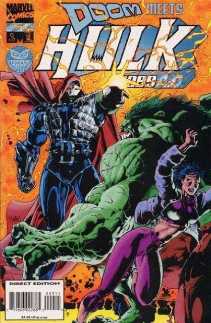 Hulk 2099 (1994) no. 9 - Used