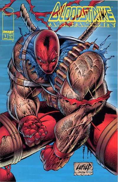 Bloodstrike Assassin (1995) Complete Bundle - Used