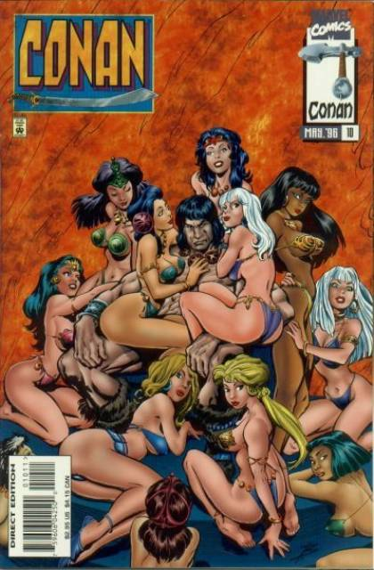 Conan (1995) no. 10 - Used