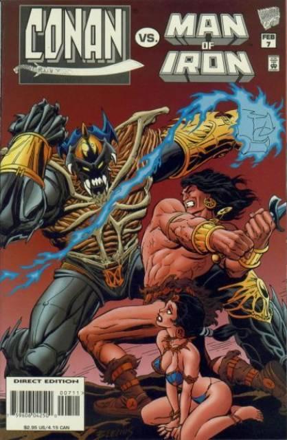 Conan (1995) no. 7 - Used