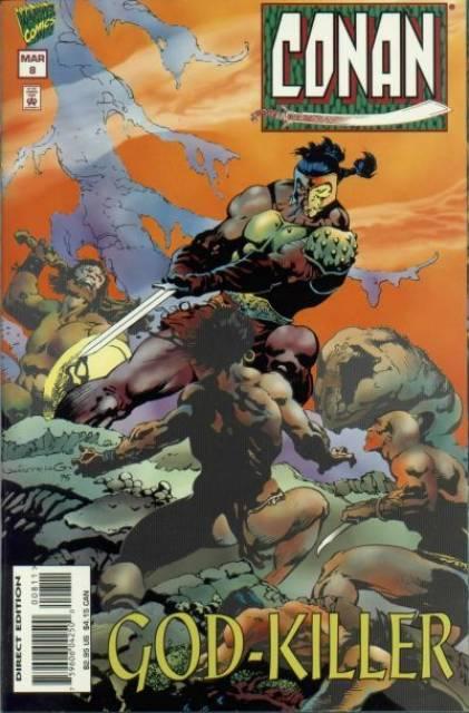 Conan (1995) no. 8 - Used
