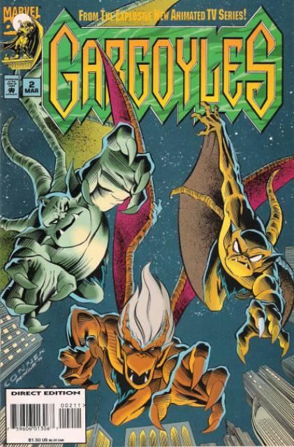 Gargoyles (1995) no. 2 - Used