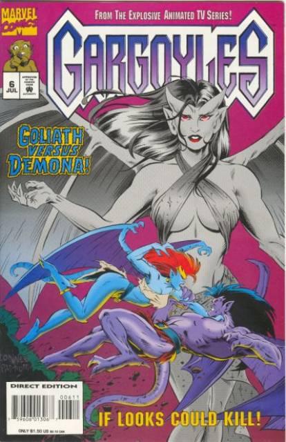 Gargoyles (1995) no. 6 - Used