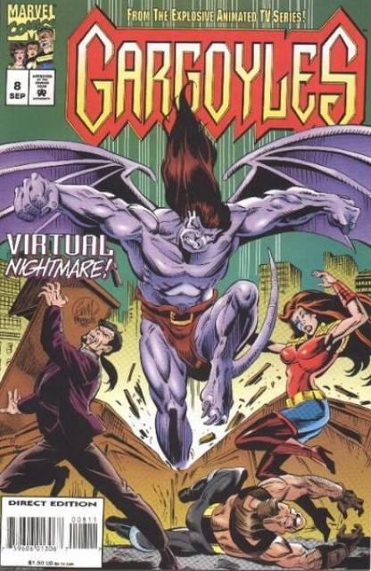 Gargoyles (1995) no. 8 - Used