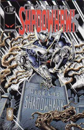 New Shadowhawk (1995) Complete Bundle - Used