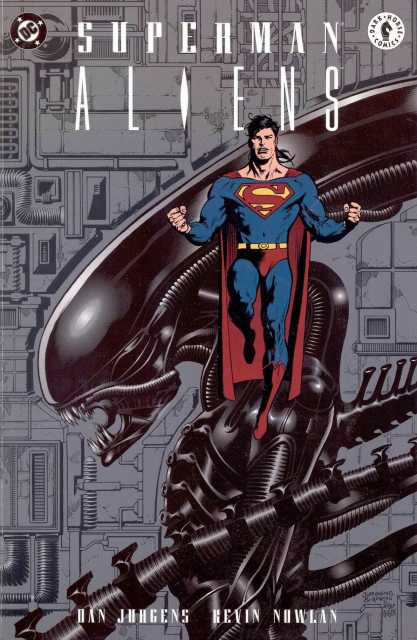 Superman Aliens (1995) Complete Bundle - Used