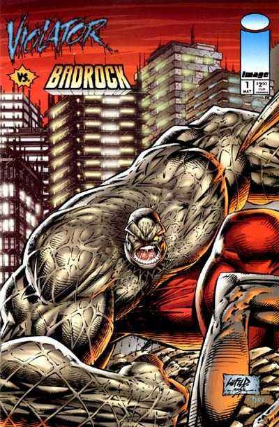 Violator vs. Badrock (1995) Complete Bundle - Used