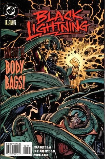 Black Lightning (1995) no. 8 - Used