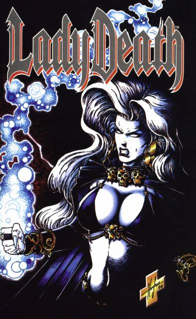 Lady Death: Between Heaven and Hell (1995) Complete Bundle - Used