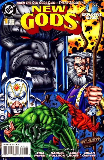 New Gods (1995) no. 1 - Used