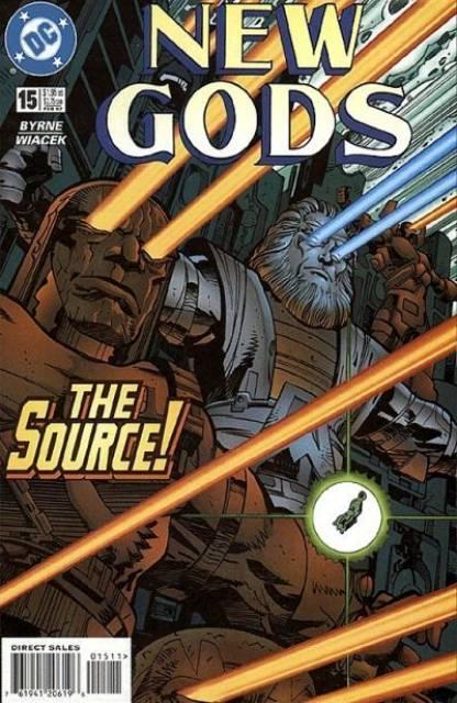 New Gods (1995) no. 15 - Used