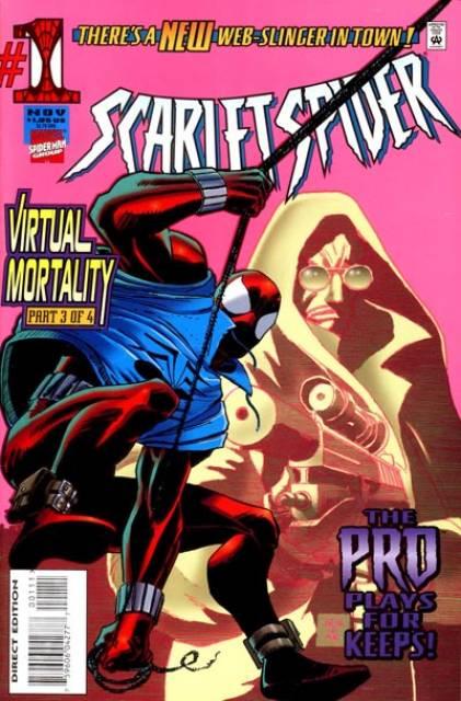 Scarlet Spider (1995) Complete Bundle - Used