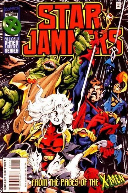 Starjammers (1995) Complete Bundle - Used