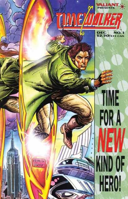 Timewalker (1995) Complete Bundle - Used