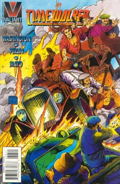 Timewalker (1995) no. 13 - Used