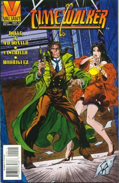 Timewalker (1995) no. 15 - Used