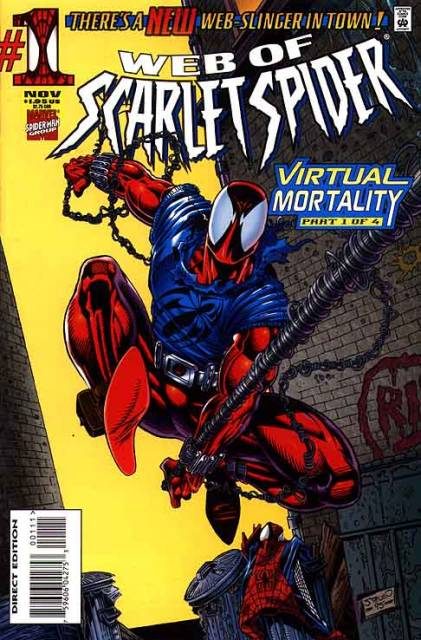 Web of Scarlet Spider (1995) Complete Bundle - Used