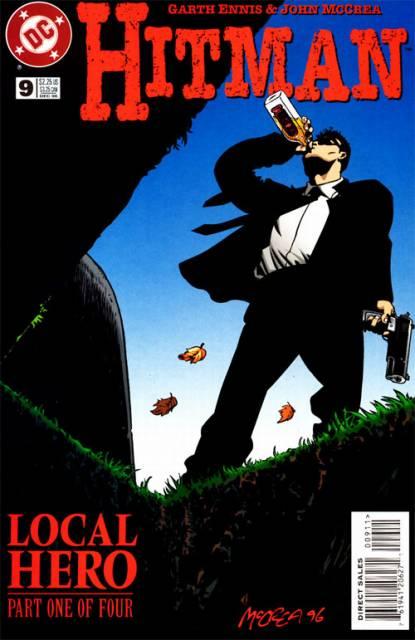 Hitman (1996) no. 9 - Used