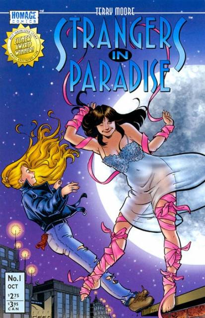 Strangers in Paradise (1996) no. 1 - Used