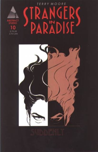Strangers in Paradise (1996) no. 10 - Used