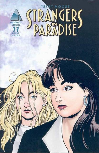 Strangers in Paradise (1996) no. 11 - Used