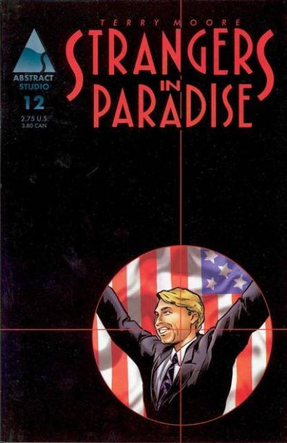 Strangers in Paradise (1996) no. 12 - Used